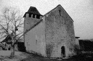 Chapelle de Saint-Avit