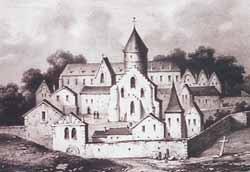 Abbaye Saint Antoine des Champs
