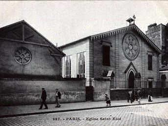 Domaine du Temple de Saint-Eloi