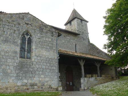 Eglise du Temple de Saint-Léon