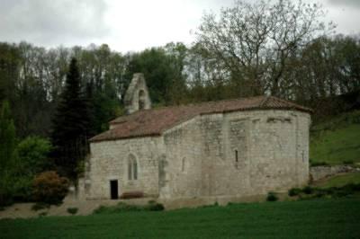 Chapelle Sainte-Foy-de-Jérusalem