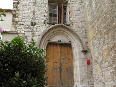 Commanderie des Chevaliers de Malte de Salins-les-Bains