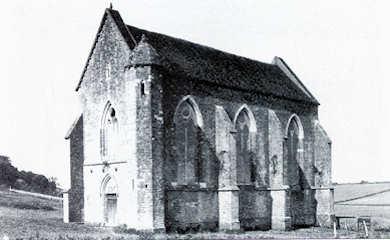 Chapelle du Saul Island en 1910