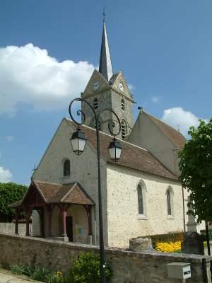 Eglise de Savigny le Temple