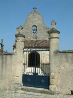 Chapelle de Saint-Genis du Bois