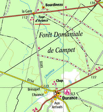 Domaine du Temple de la Tour d'Avance