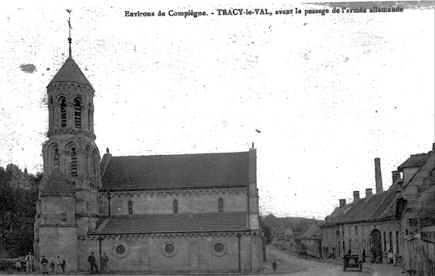 Domaine du Temple de Tracy-Le-Val