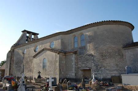 Chapelle romane de Veyries