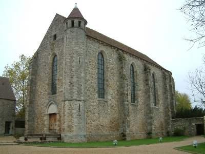 Chapelle de Villedieu-les-Maurepas