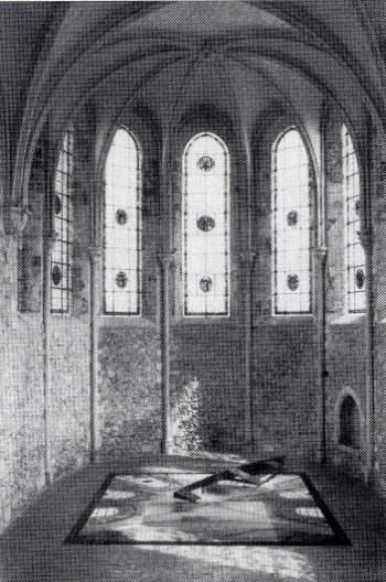 Villedieu-les-Maurepas Choeur