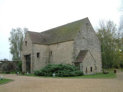 Villedieu-les-Maurepas Maison des Gardes