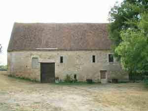 Grange templière de Villemoison