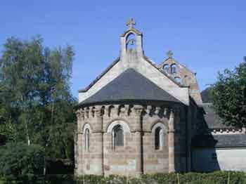 Chapelle d'Ydes image Internet