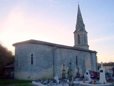 Chapelle de Lignan-de-Bazas