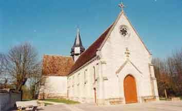 Eglise de Payns