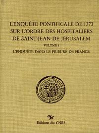L'Enquête Pontificale de 1373