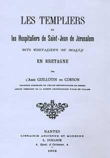 Les Templiers en Bretagne