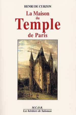 La Maison du Temple de Paris