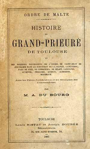 Le Grand Prieuré de Toulouse