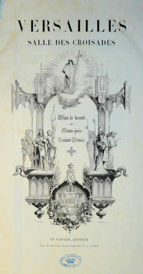 Salles des Croisades