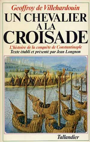 Un chevalier a La Croisade