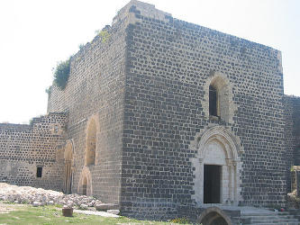 Chapelle du château de Margat