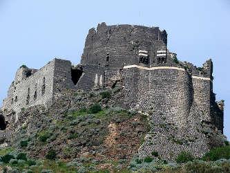 Eperon du château de Margat