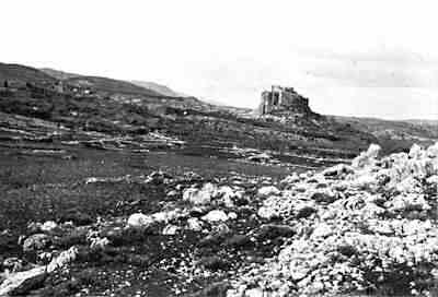 Le château de Masyaf