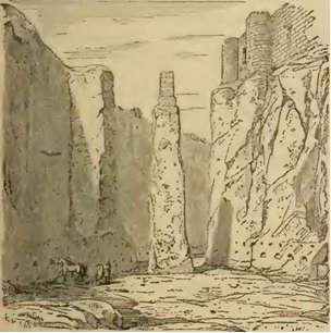 Fossés Sahioun