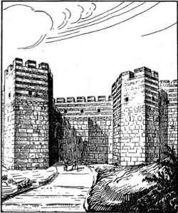 Citadelle d'Angora