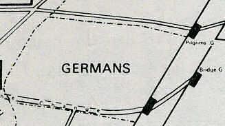 Acre Quartier des Allemands