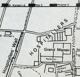 Quartier des Hospitaliers de Saint-Jean d'Acre