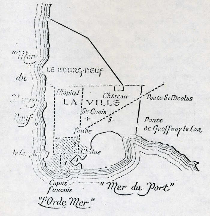 Saint-Jean d'Acre - Jean Richard - 1953