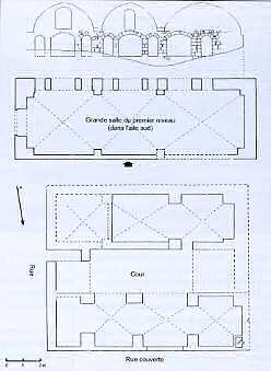 Maison à deux niveaux quartier Génois