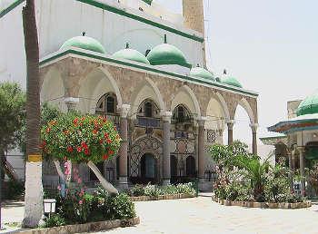 Al-Jazzar Mosquée d'Acre Akka Akko
