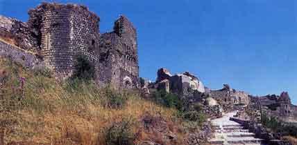 château de Margat - Image Pascal Lafay