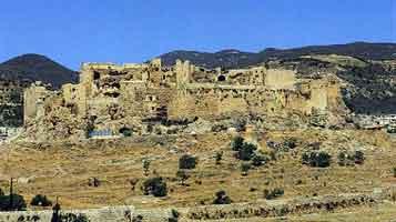château de Masyaf - Image Pascal Lafay