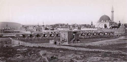 Vue de Saint-Jean Acre 1900