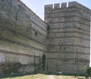 Fortification de Constantinople