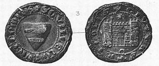 Sceau de Guillaume, vicomte de Tripoli