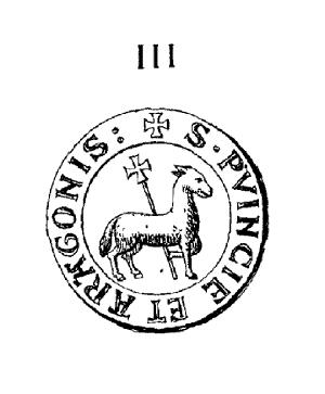 Sceau du maître de Provence et Aragon