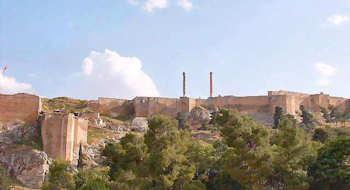 Vestiges de la ville Edesse