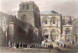 Eglise du Saint-Sepulcre